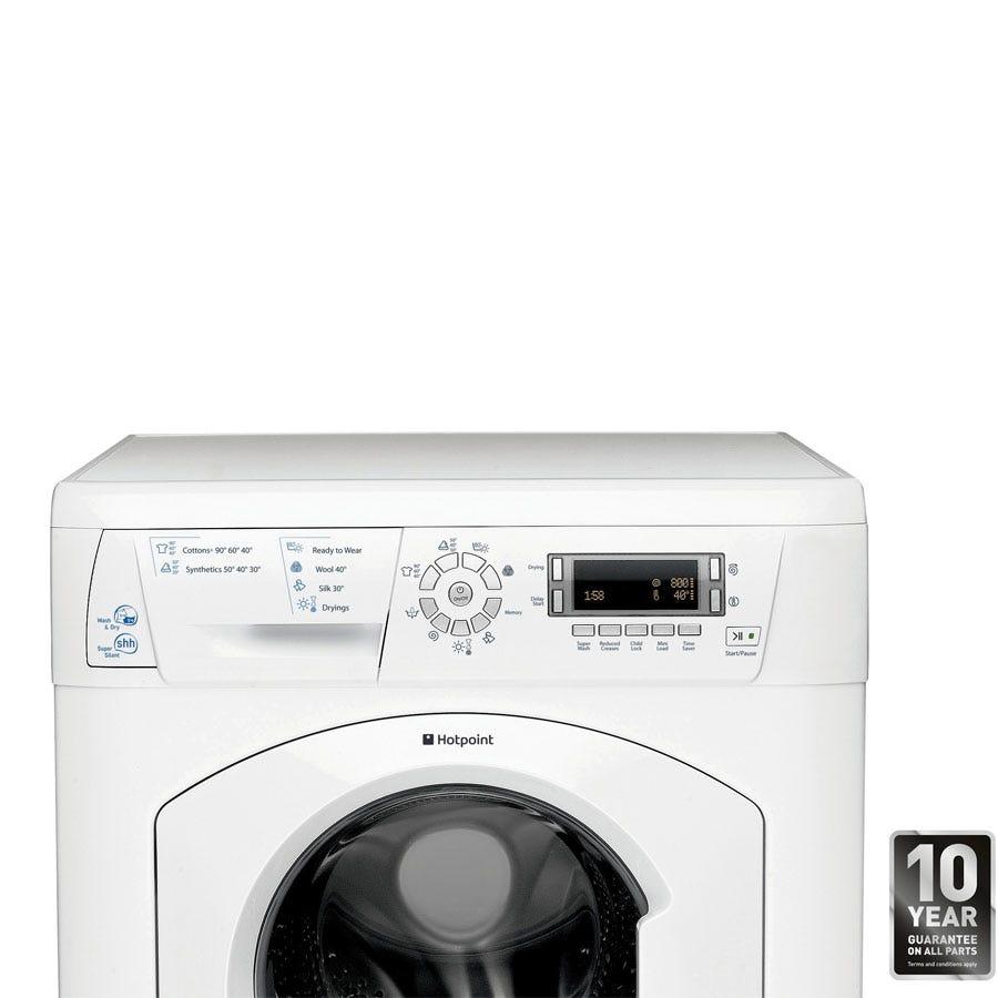 Hotpoint Aquarius WDD 750P Washer Dryer