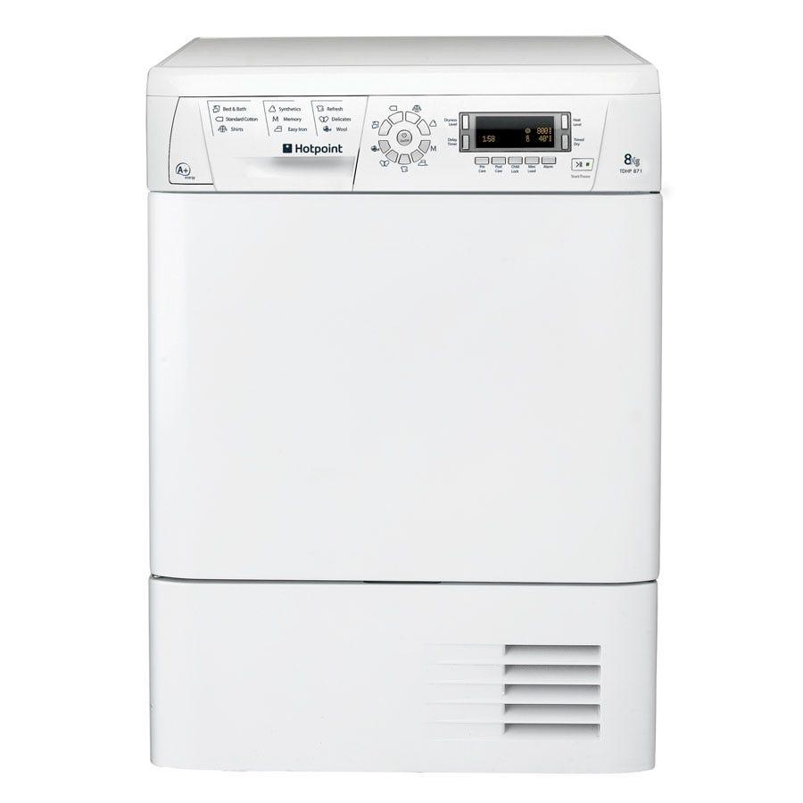 Hotpoint TDHP 871 RP Tumble Dryer