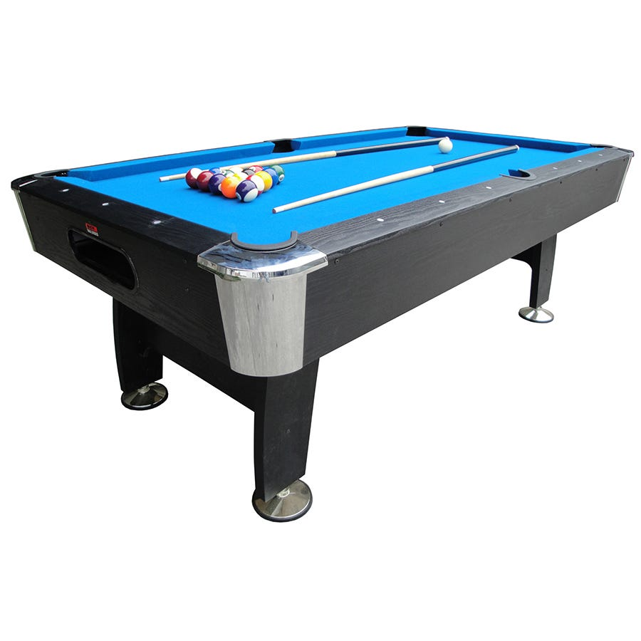 Compare cheap offers & prices of BCE Black Cat 7ft American Pool Table manufactured by BCE