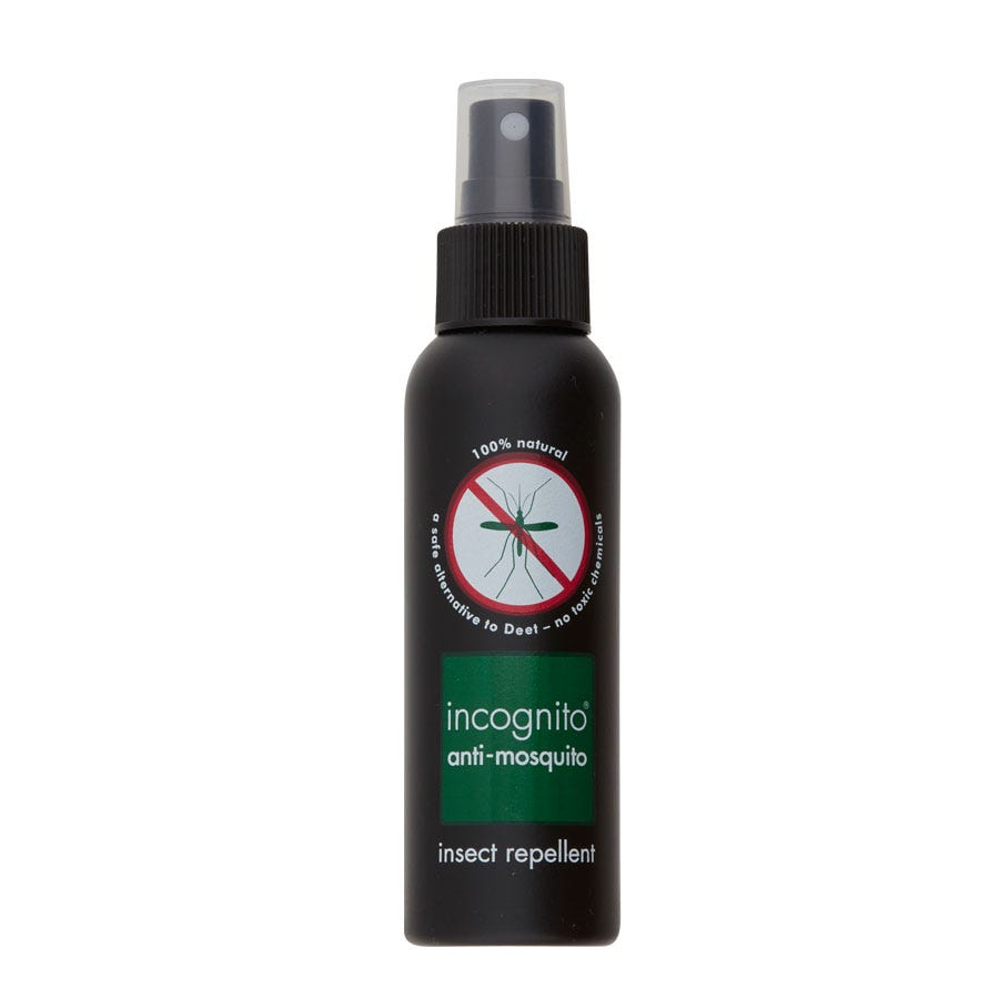 Compare cheap offers & prices of Incognito Mosquito Repellent Spray - 100ml manufactured by Incognito