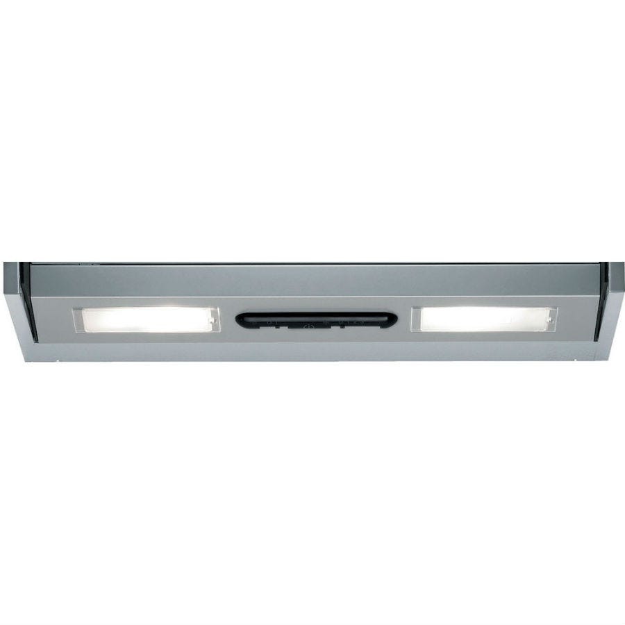 Compare cheap offers & prices of Indesit H6611GY 60cm Cooker Hood - Grey manufactured by Indesit