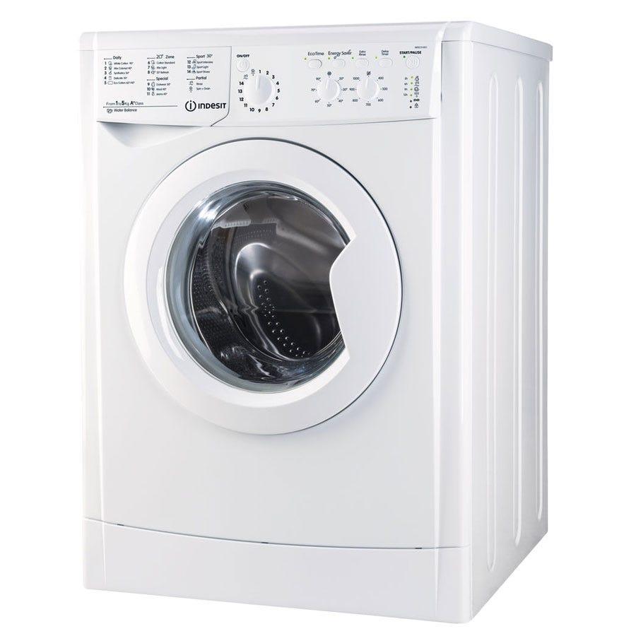 Indesit Ecotime IWSC51051 Washing Machine - White