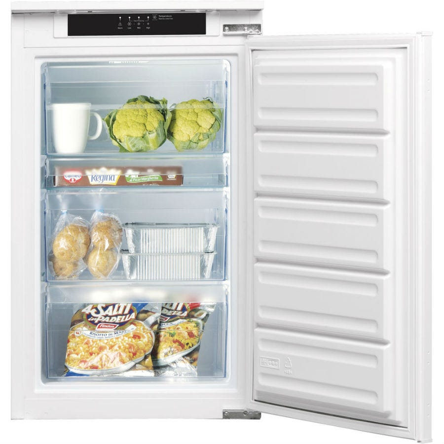 Compare cheap offers & prices of Indesit INF901EAA Built-in Freezer - White manufactured by Indesit