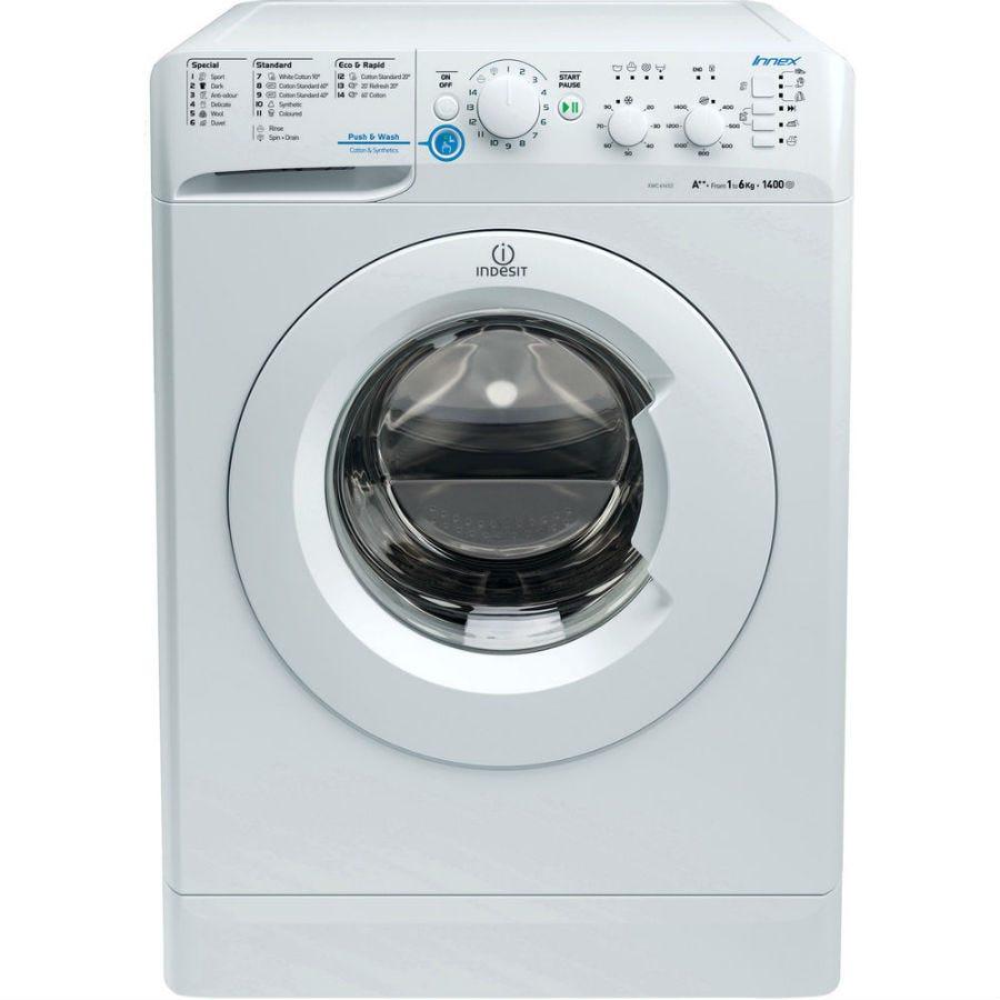 Indesit Innex XWC61452W Washing Machine - White
