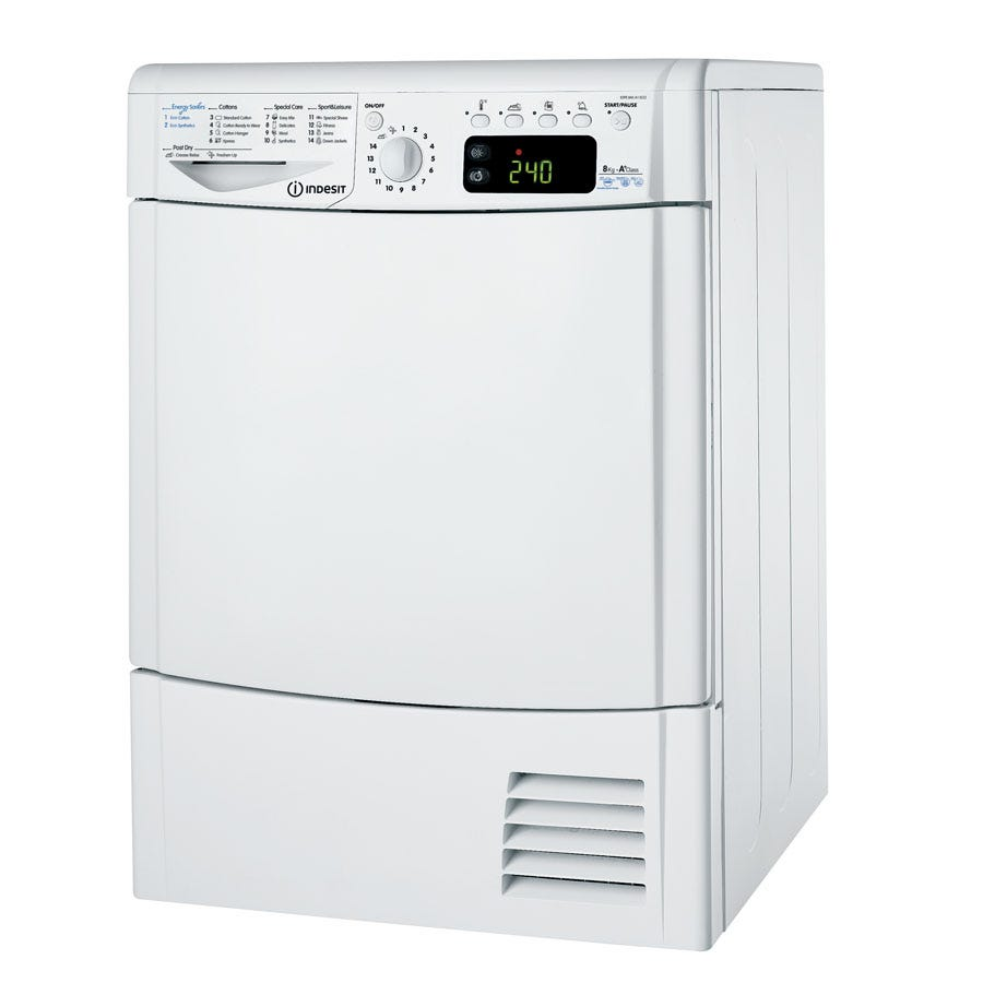 Indesit Ecotime IDPE 845 A1 ECO Tumble Dryer
