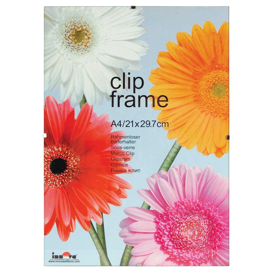 Compare prices for Innova A4 Clip Frame