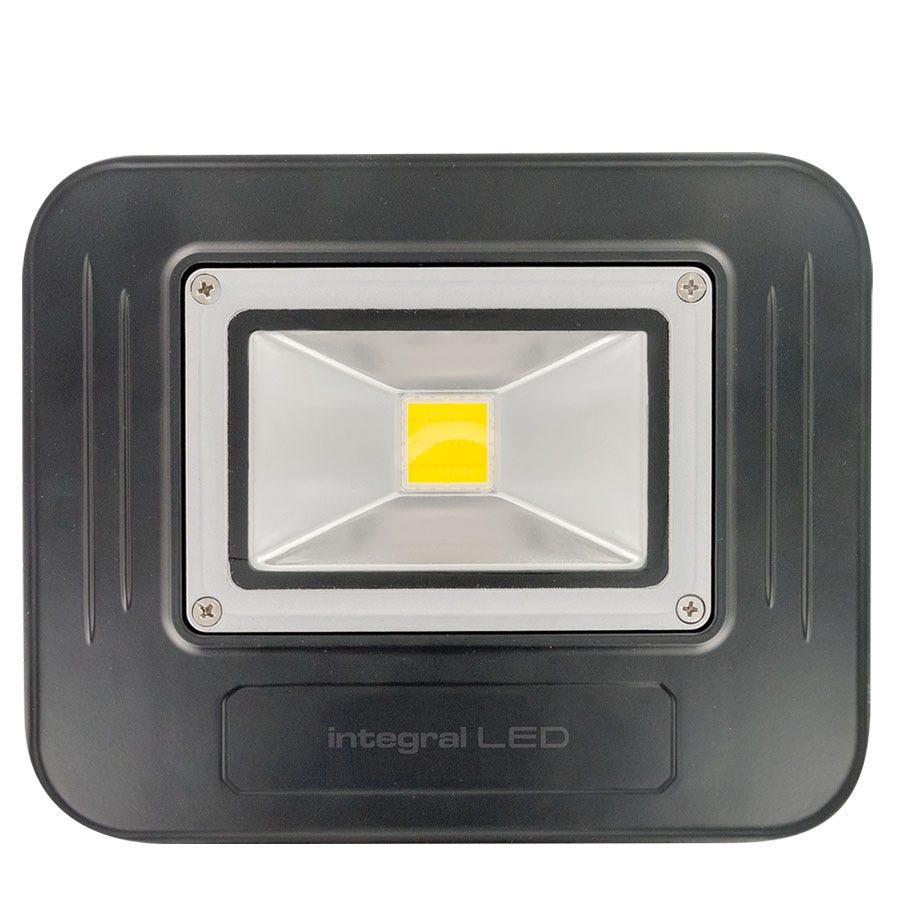 Image of Integral Super-Slim 20W LED Floodlight – Black
