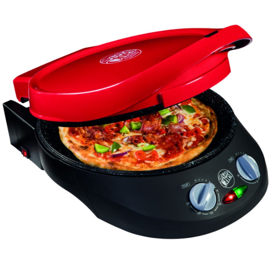 JML GoChef 6-in-1 Pizza Maker, Combi-Grill and Oven