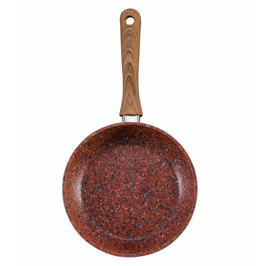 Compare retail prices of JML Copper Stone Non-Stick Frying Pan - 20cm to get the best deal online