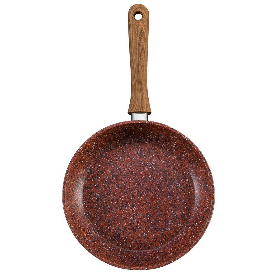 Compare prices for JML Copper Stone Non-Stick Frying Pan - 24cm