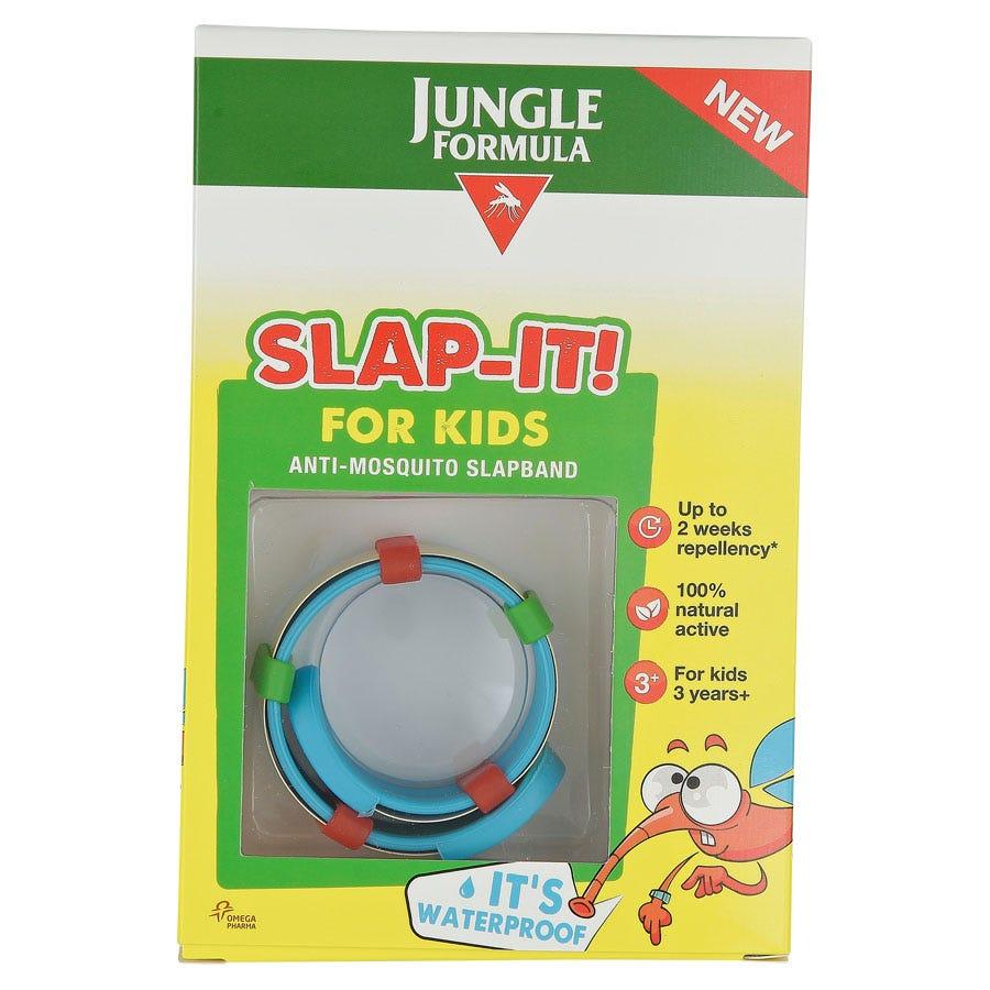 Jungle Formula Kids' Slapband Insect Repellent