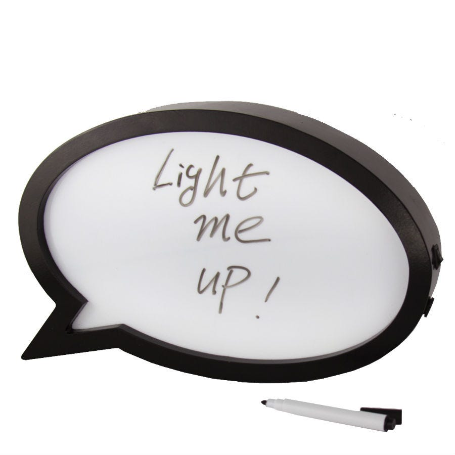 Compare prices for Gingersnap Piano Premium Wood Speech Bubble with Pen