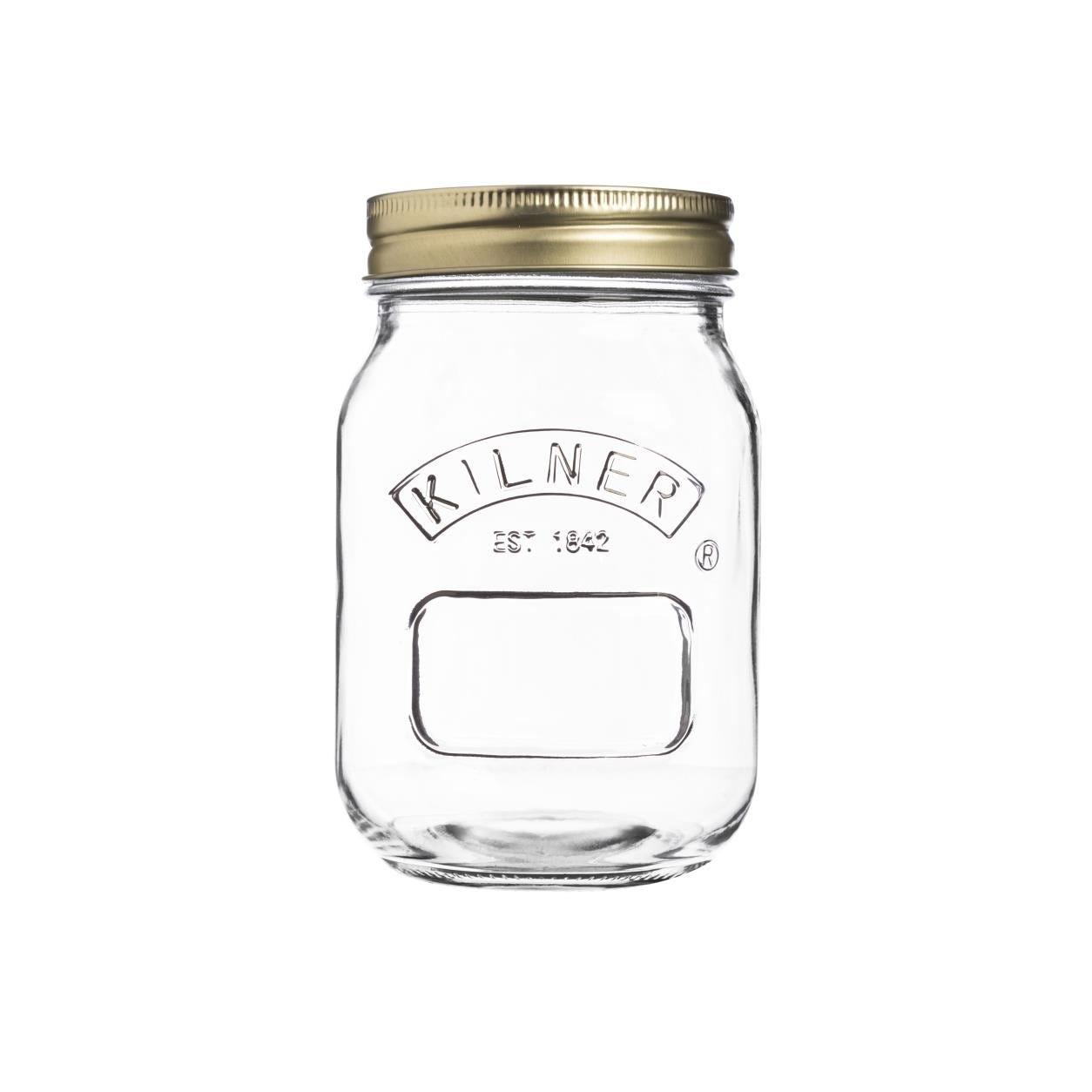 Compare prices for Kilner 500ml Screw Top Preserve Jar