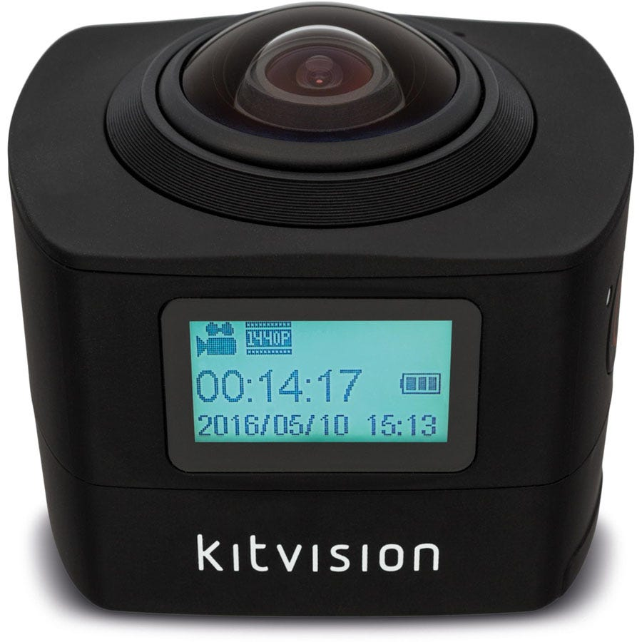 Compare prices for Kitvision Immerse 360 Degree Action Camera