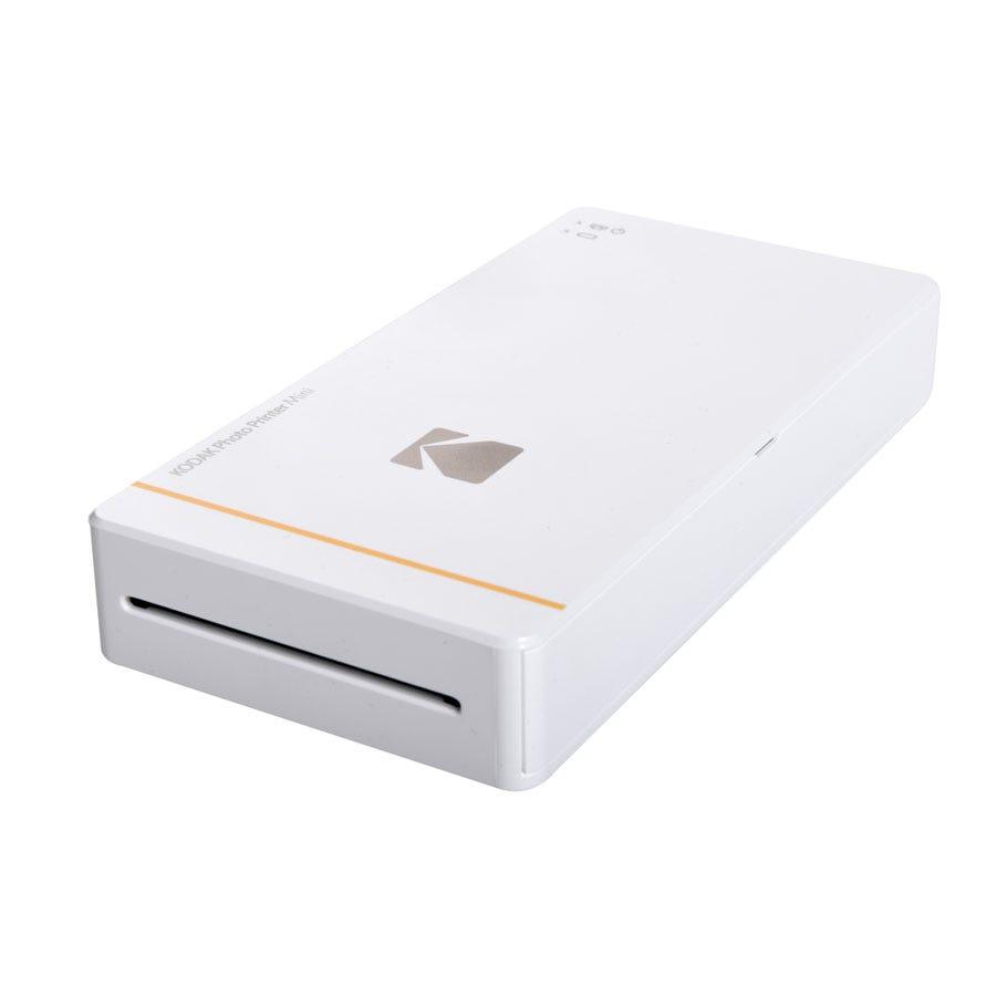 Kodak PM-210 Wireless Mini Photo Printer - White