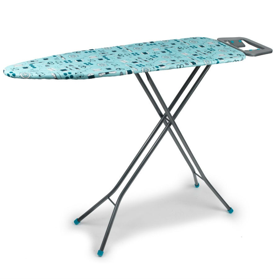 Compare cheap offers & prices of Beldray 110 x 33cm Sew Print Ironing Board manufactured by Beldray