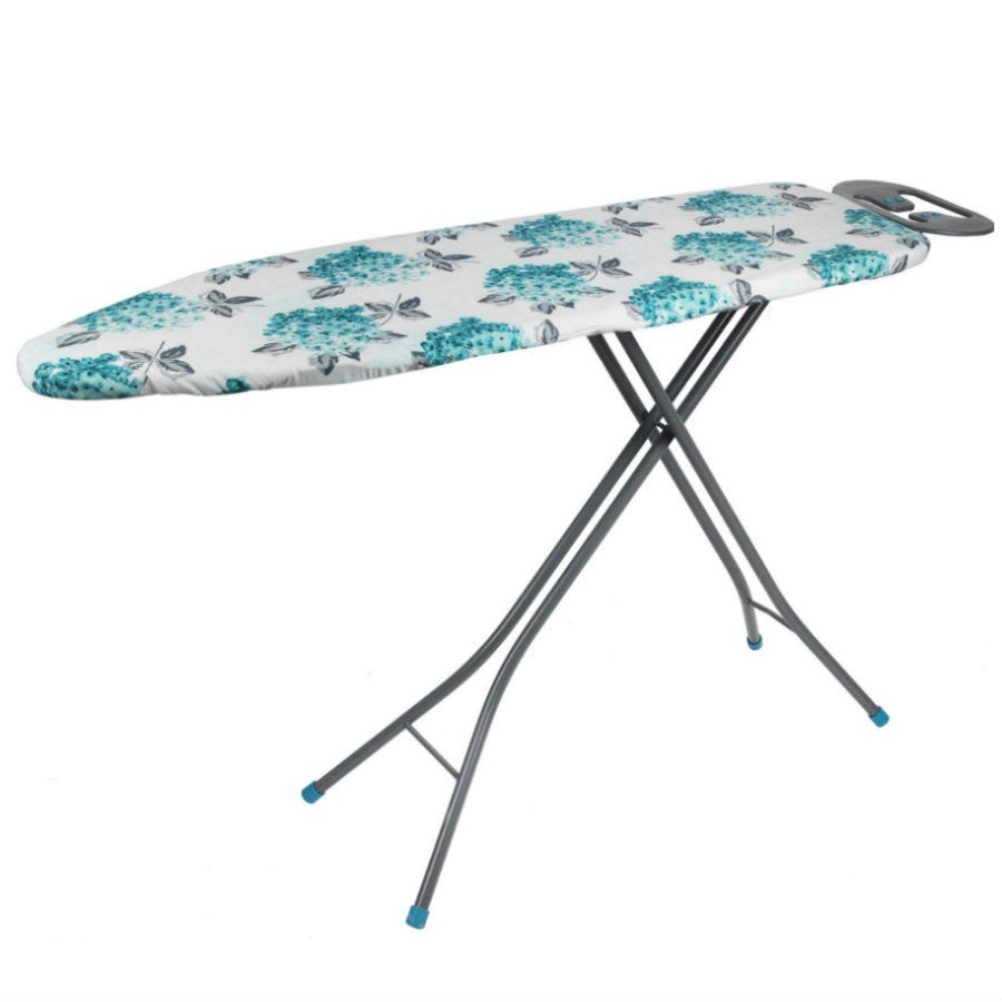 Compare cheap offers & prices of Beldray 137 x 38cm Ami Print Ironing Board manufactured by Beldray