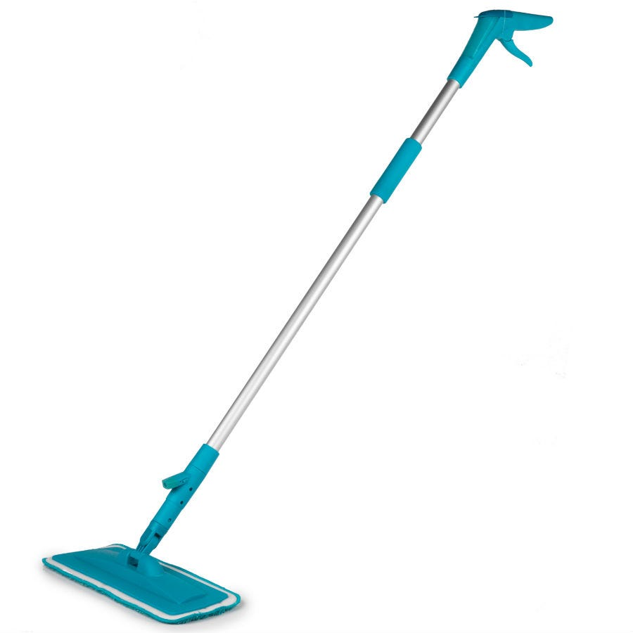 Compare retail prices of Beldray Easy Fill Spray Mop - Turquoise to get the best deal online