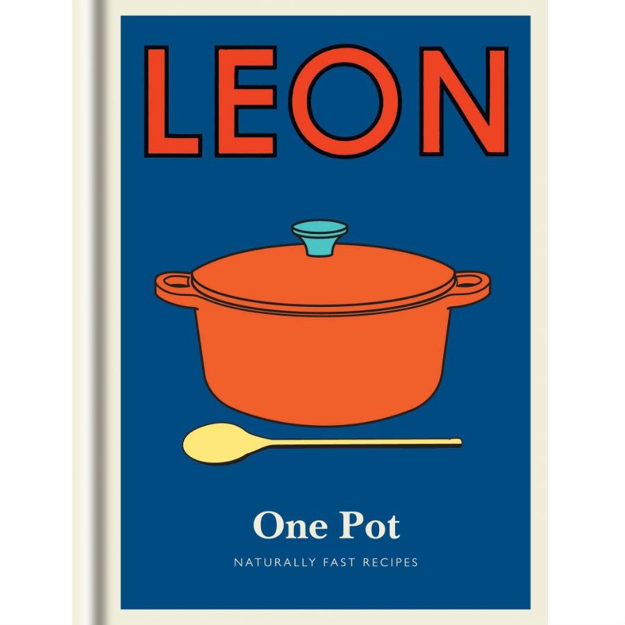 Image of Mr Men & Little Miss Little Leon One Pot Recipe Book