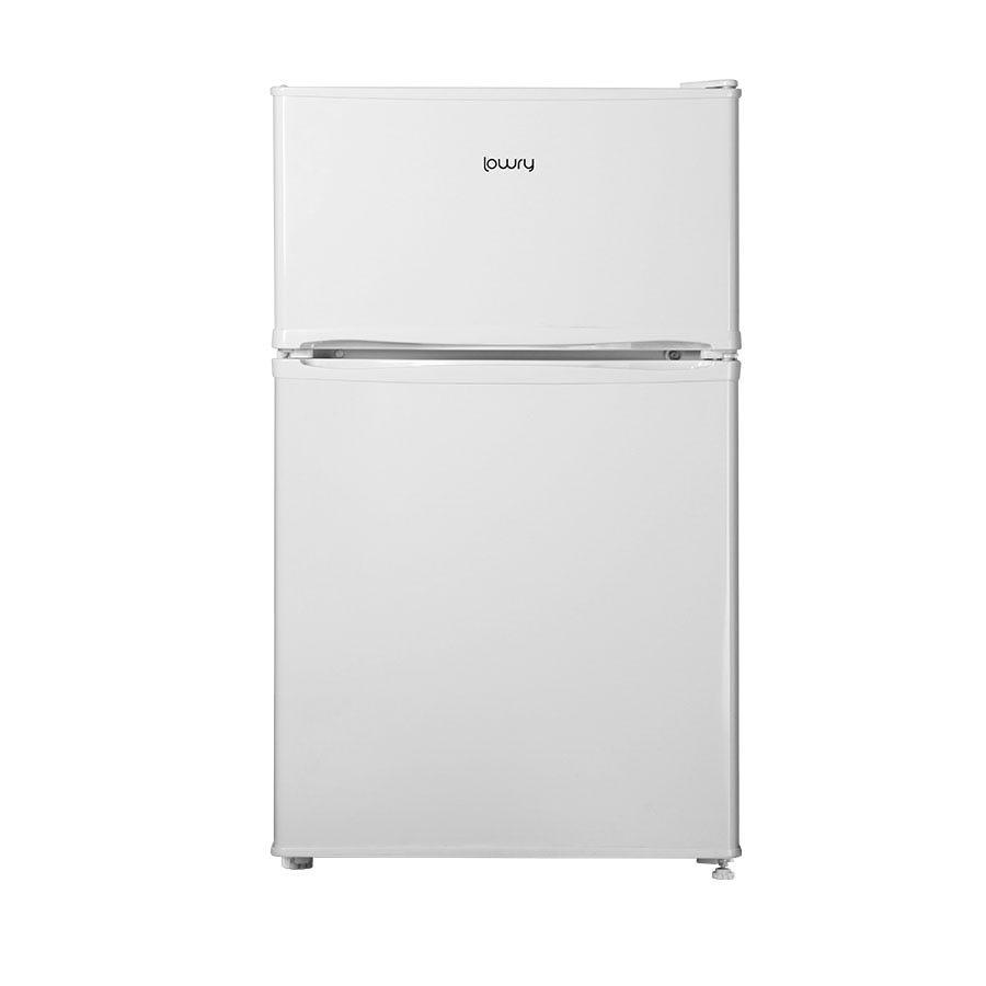 Lowry LUCFF50W 90L Under Counter Fridge Freezer - White