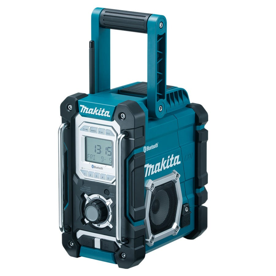 Compare prices for Makita Job Site Bluetooth Radio