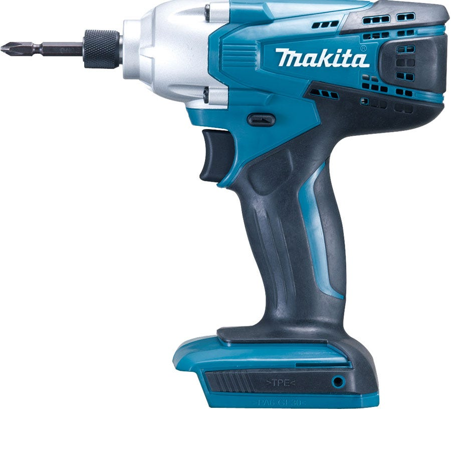Compare prices for Makita G-Series 18V Cordless Impact Driver - Body Only