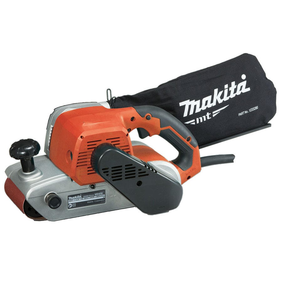 Compare prices for Makita MT 100mm Belt Sander