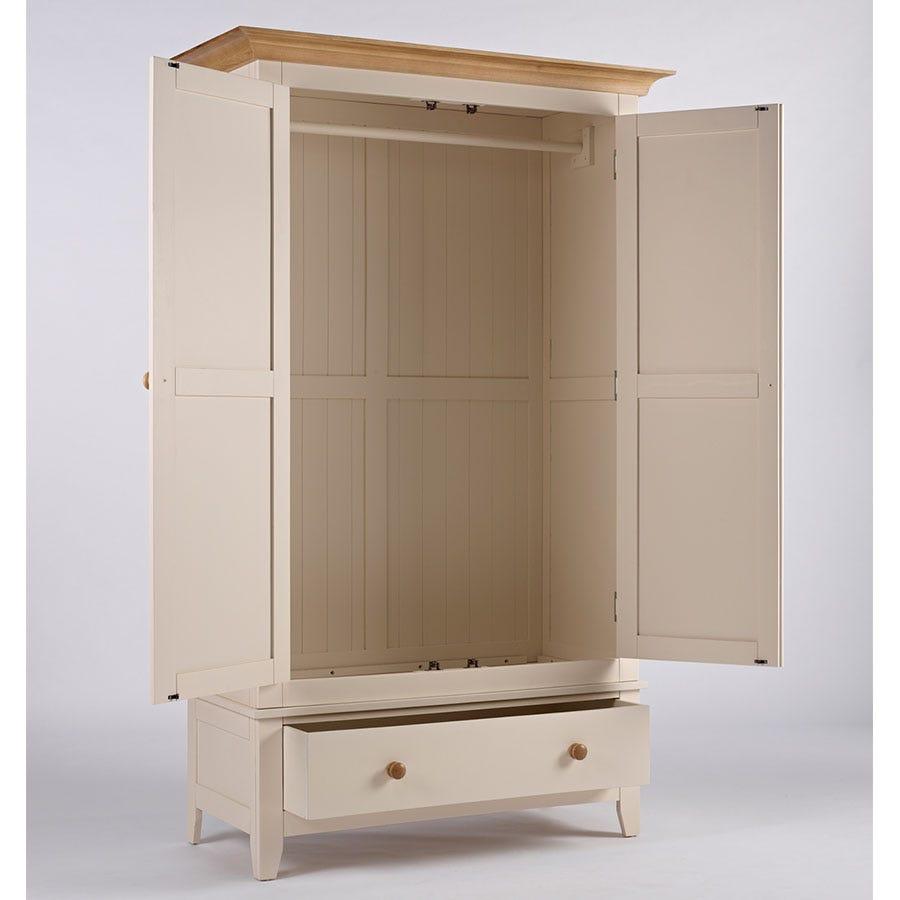 Image of Camden Wardrobe 2 Door Drawer