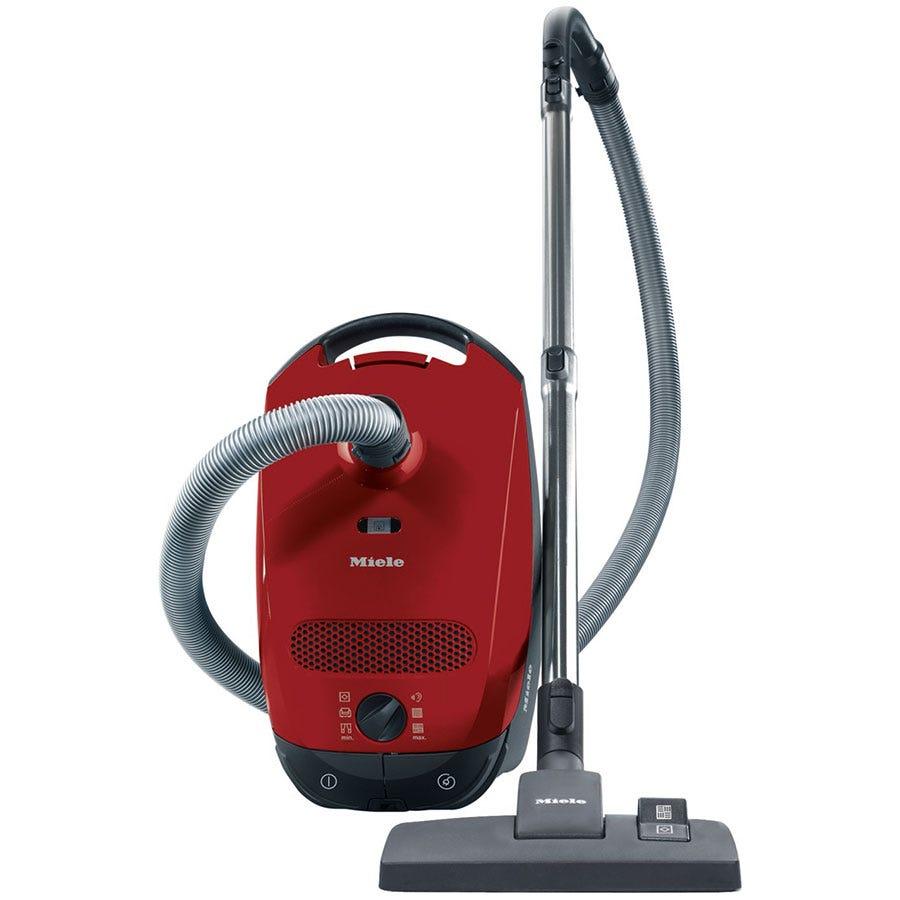 Miele Classic C1 Junior Powerline Cylinder Vacuum Cleaner - Autumn Red