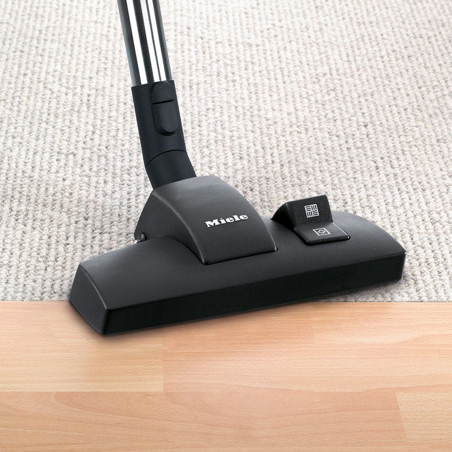 Miele Complete C2 Allergy Powerline Cylinder Vacuum Cleaner - Sprint Blue