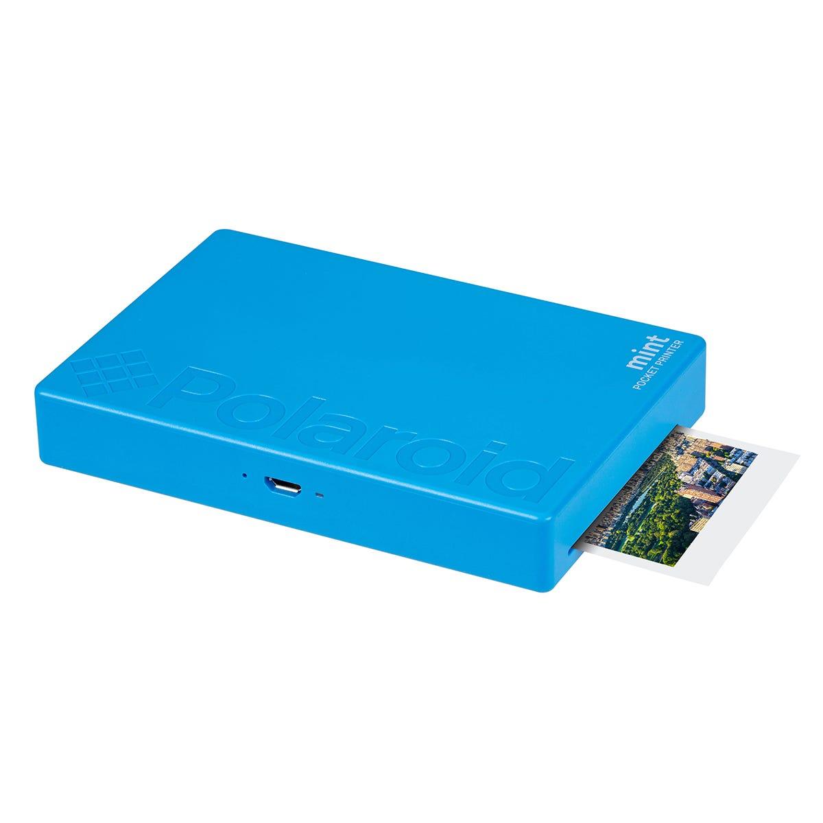 Polaroid Mint Instant Printer - Blue