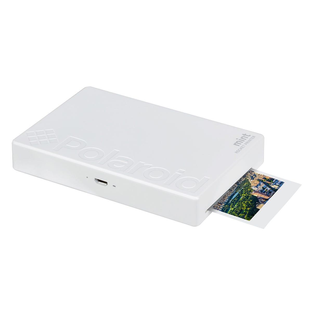 Polaroid Mint Instant Printer - White
