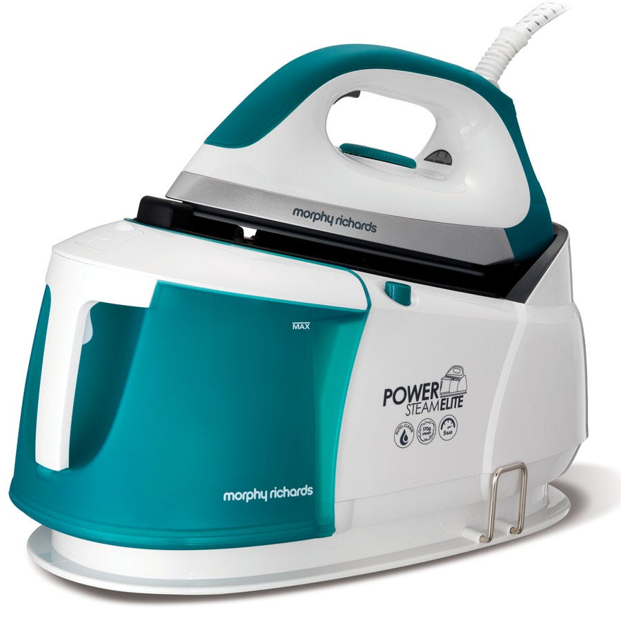 Compare prices for Morphy Richards 2400W Power Steam Elite Steam Generator
