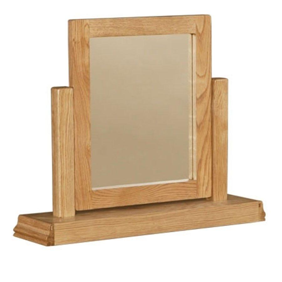 Ametis Normandy Oak Dressing Table Mirror