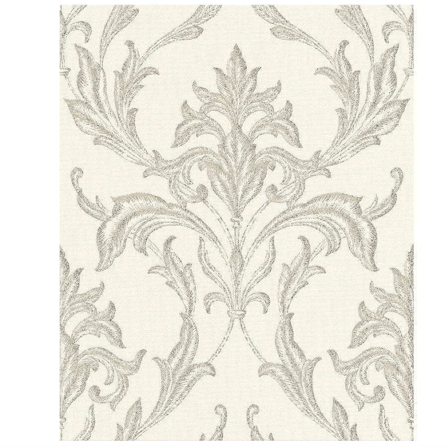 Compare prices for Graham and Brown Boutique Oxford Wallpaper - Pearl