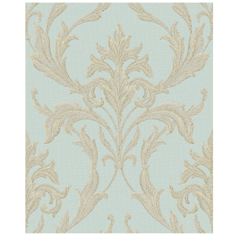 Compare prices for Graham and Brown Boutique Oxford Wallpaper - Teal