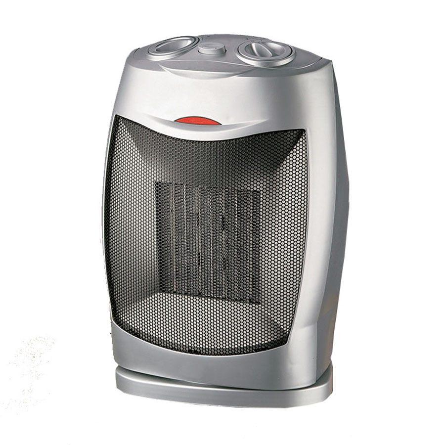 Robert Dyas Positive Temperature Coefficient Fan Heater with Oscillation