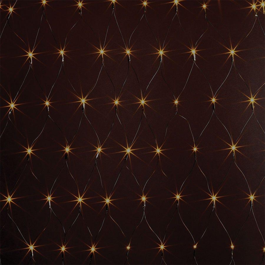 Robert Dyas 180 LED Warm White Net Lights