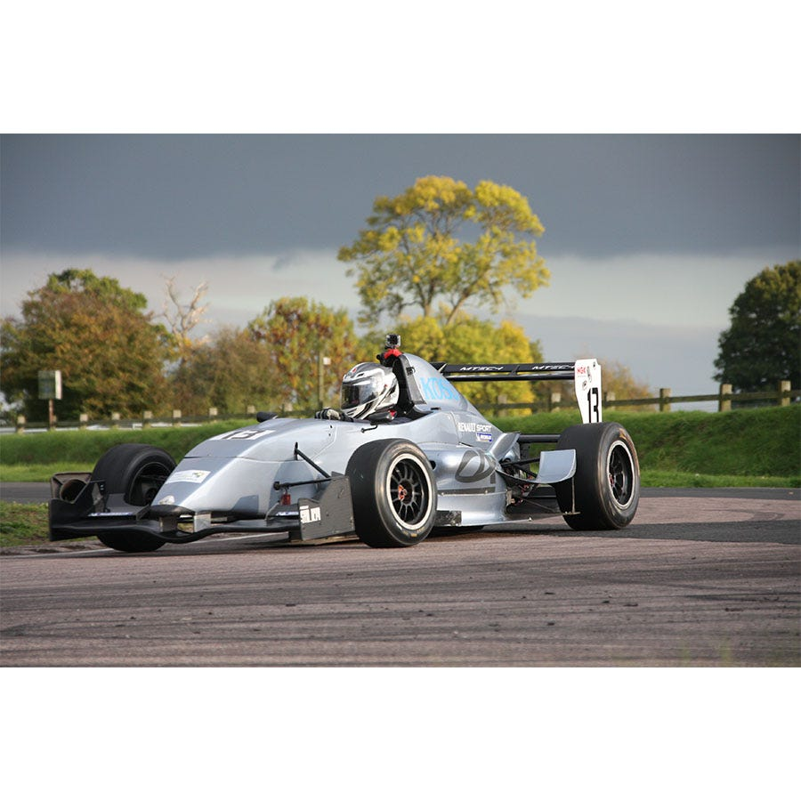 Buyagift Extended Formula Renault Racing Experience - Special Offer