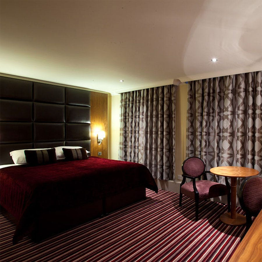 Buyagift Overnight Hotel Break for Two Experience