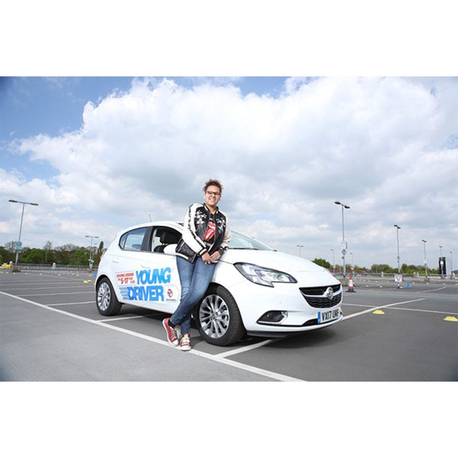 Buyagift 30 Minute Young Driver Experience - UK Wide