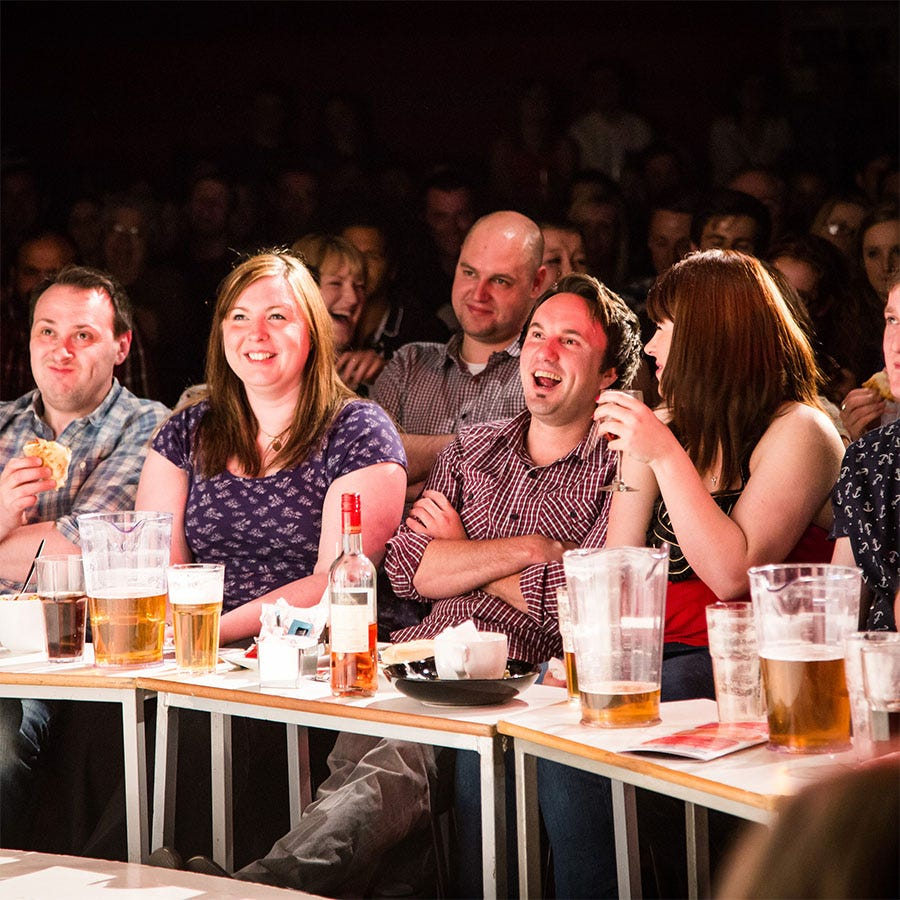 Buyagift Comedy Pass for Two Special Offer Experience