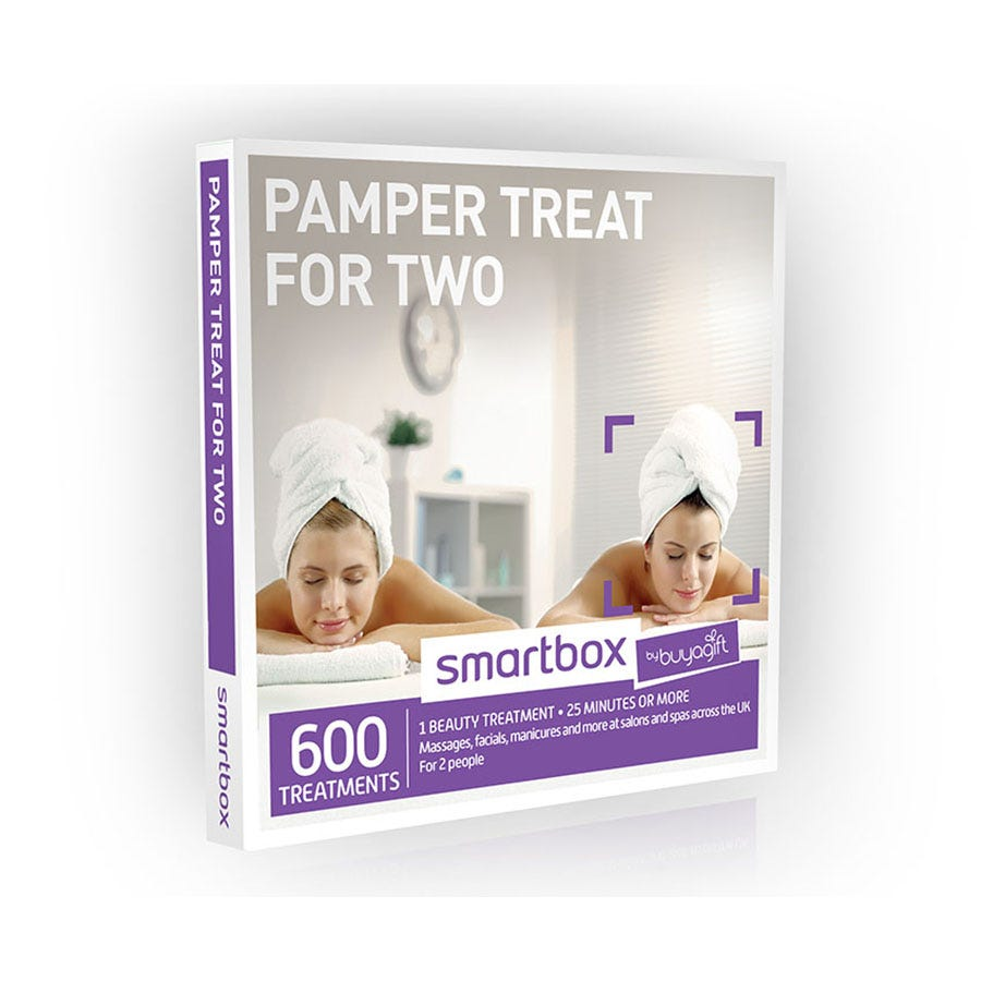Buyagift Pamper Treat for Two Experience