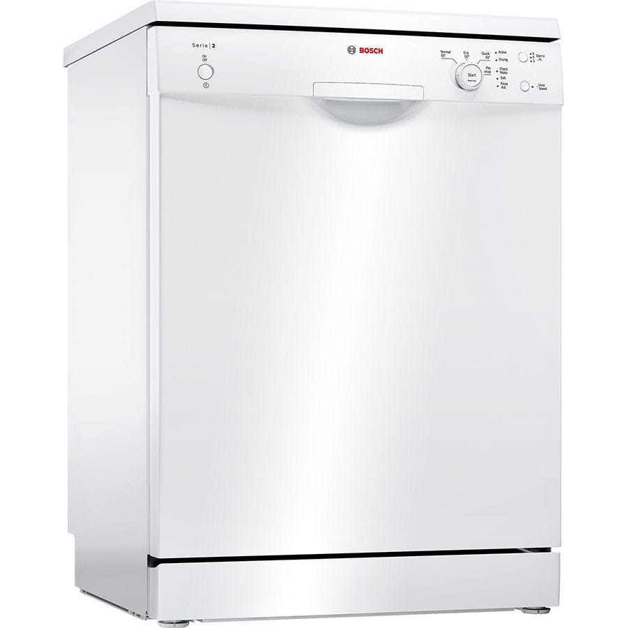 Bosch Serie 2 12-Place Setting Dishwasher with ActiveWaterTechnology - White