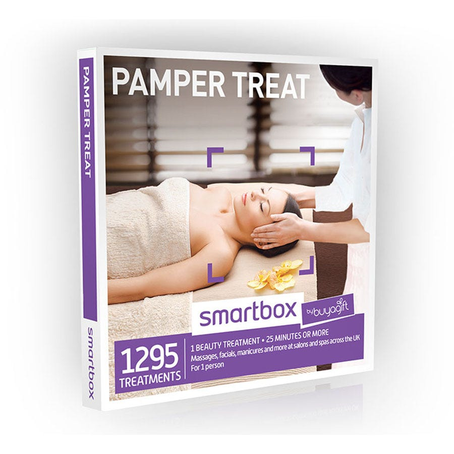 Buyagift Pamper Treat Experience