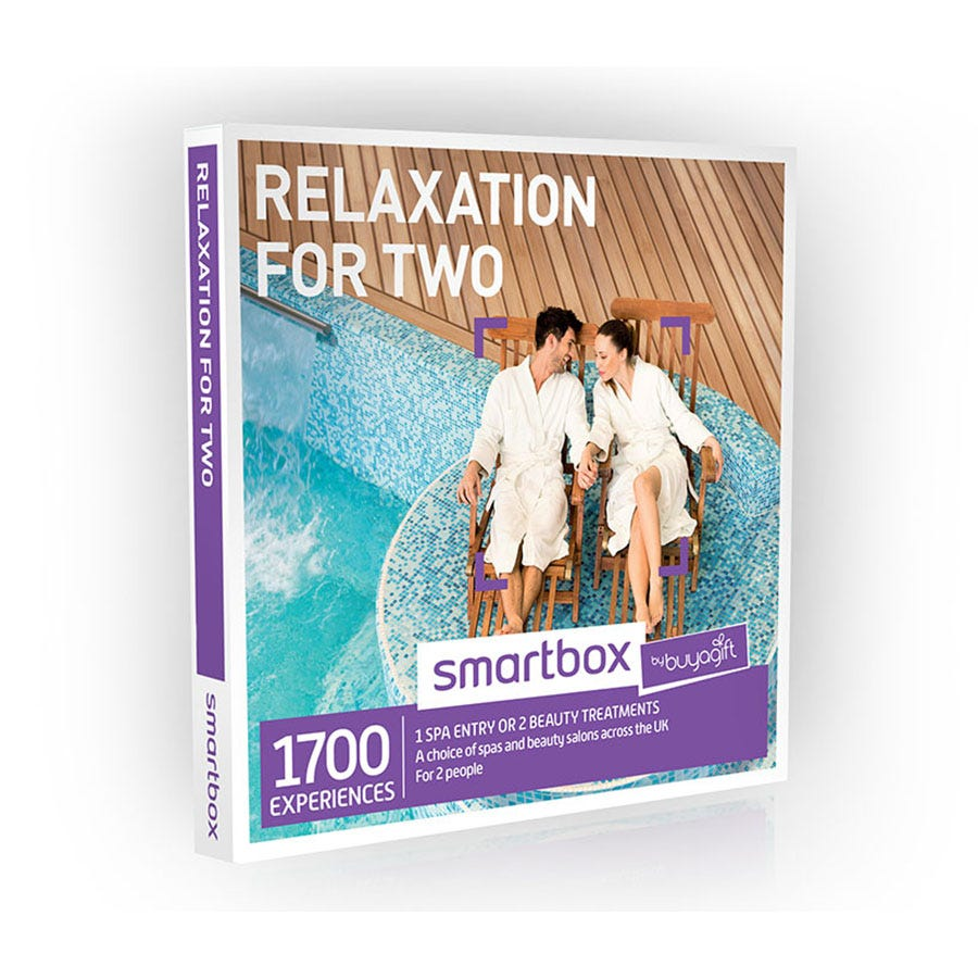 Buyagift Relaxation for Two