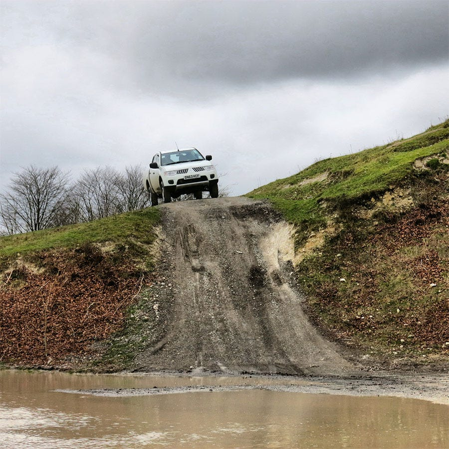 Buyagift One Hour Off Road One-to-One Driving in Kent Experience