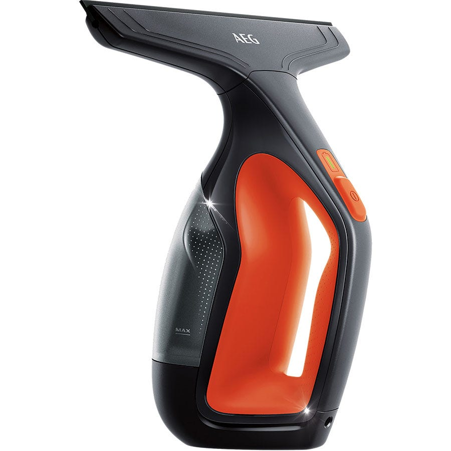 AEG Rechargeable Window Vacuum Cleaner - Clementine