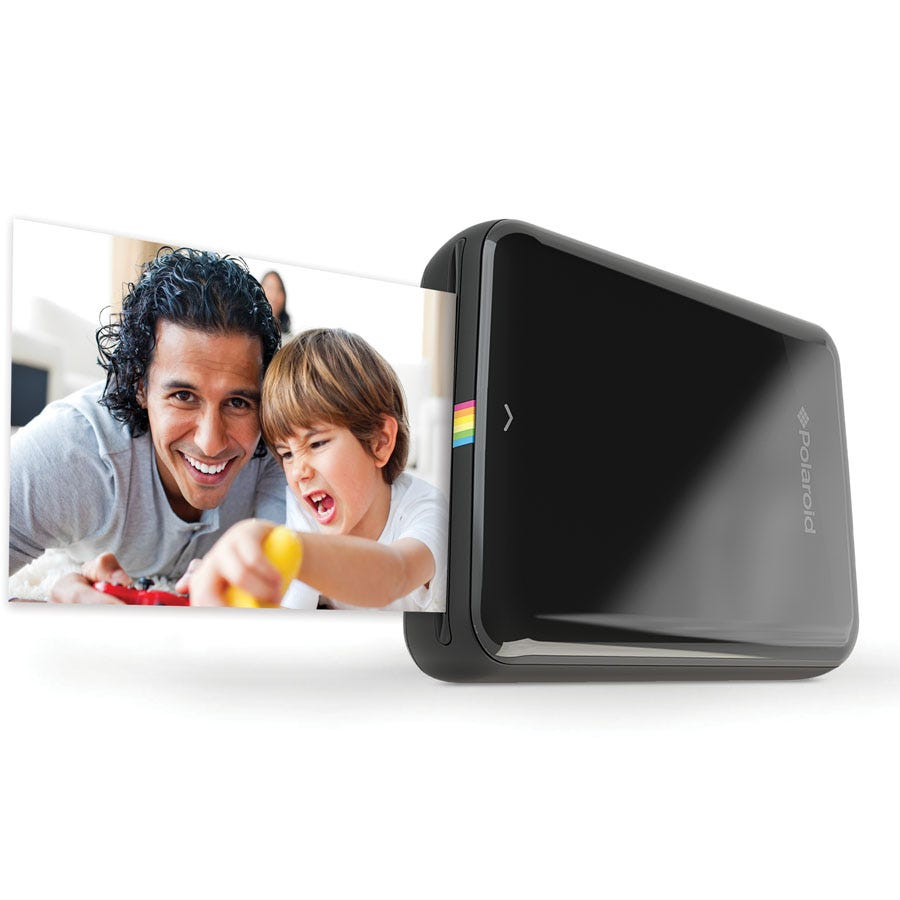 Polaroid Zip Instant Photo Printer - Black