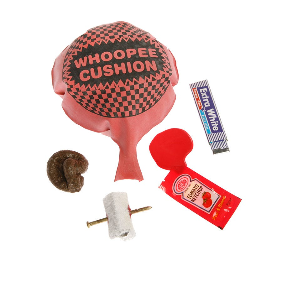 Compare prices for Lagoon Practical Jokes Set